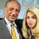 Beverly Hills Mayor Jimmy Delshad and Anita Khalatbari